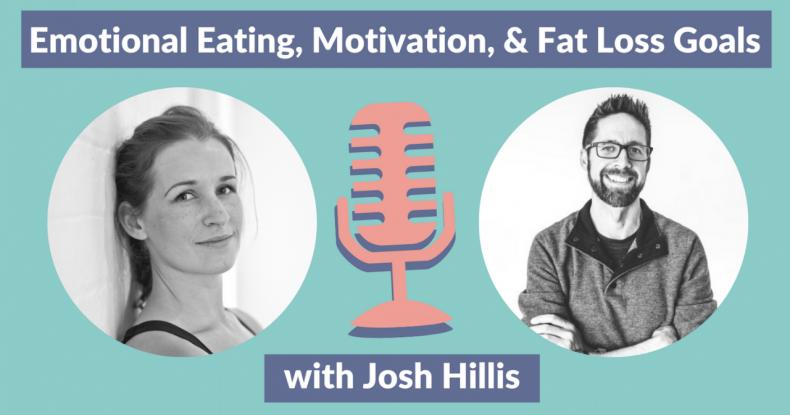 Emotional Eating, Motivation, & Fat Loss Goals with Josh Hillis - Youtube Thumbnail