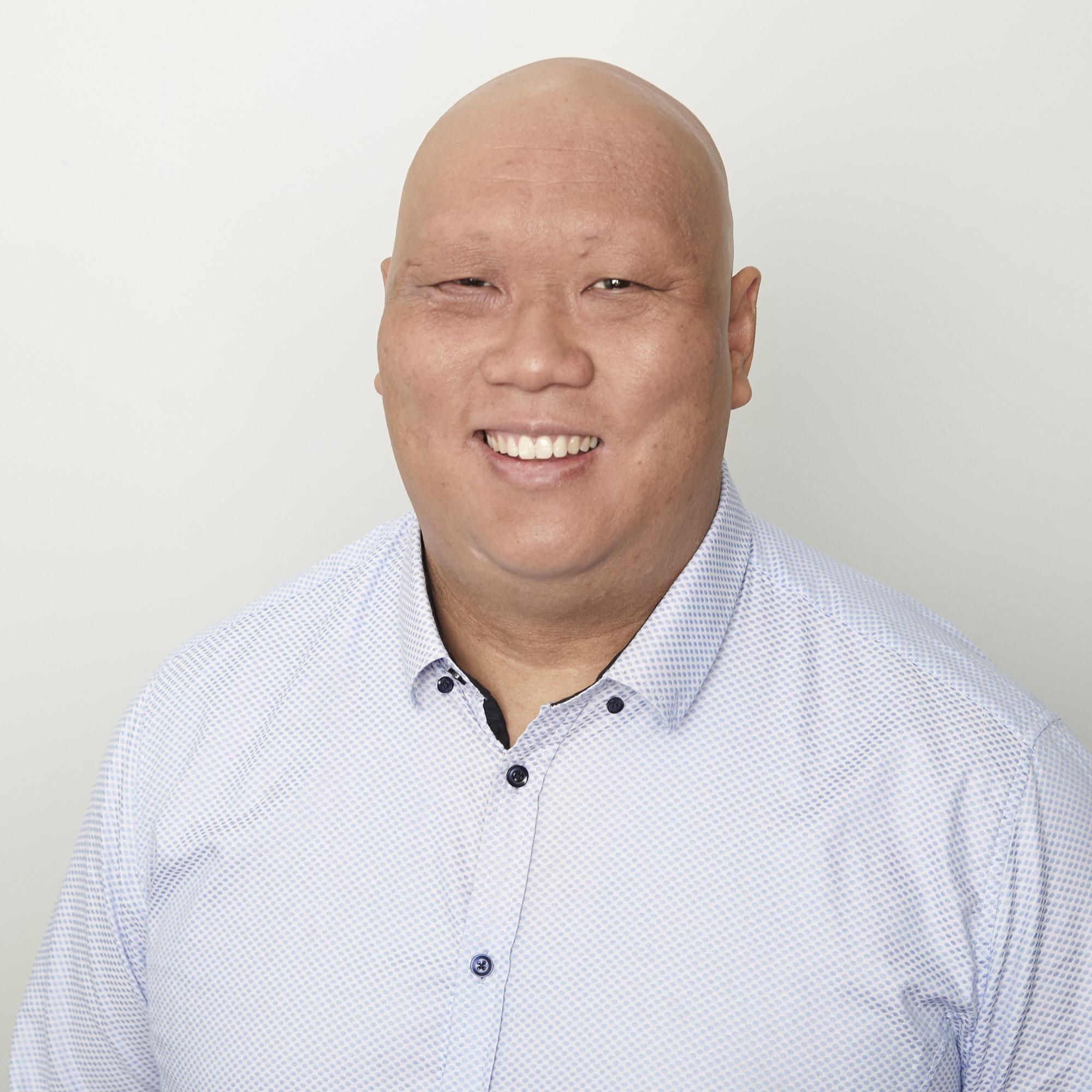 Headshot of Antony Lo, The Physio Detective